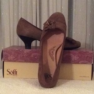 Sofft Taupe Shoe